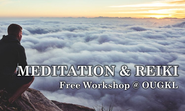 Meditation & Reiki Share