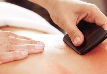 The Benefits Of A Guasha Massage