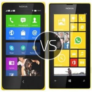Nokia X vs Nokia Lumia 520 – the Android and Windows Phone cameras