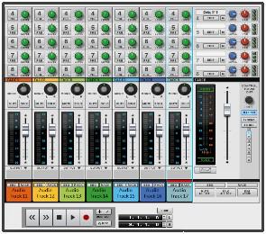 ThereminoSystem DigitalAudioWorkstation