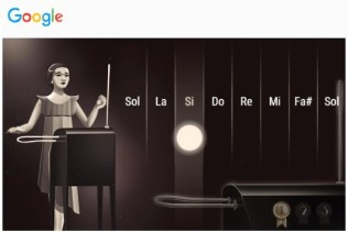 Theremino Theremin Google Doodle