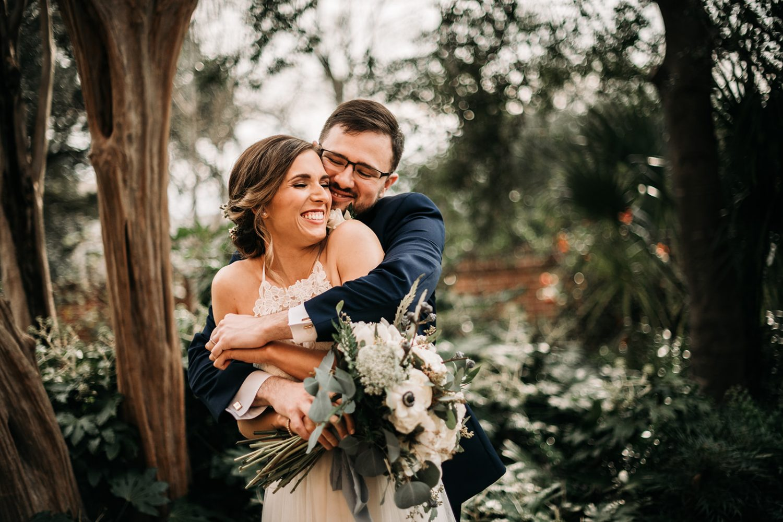 Urban Greenville Wedding