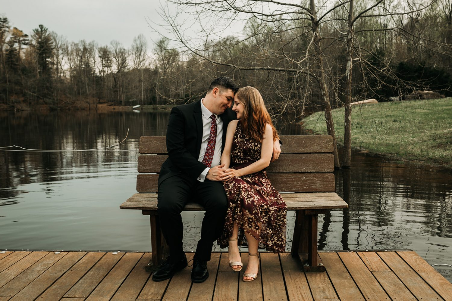 Virginia Intimate Wedding Photography at Glass House Winery