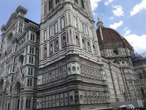 Florence Cathedral from the piazza