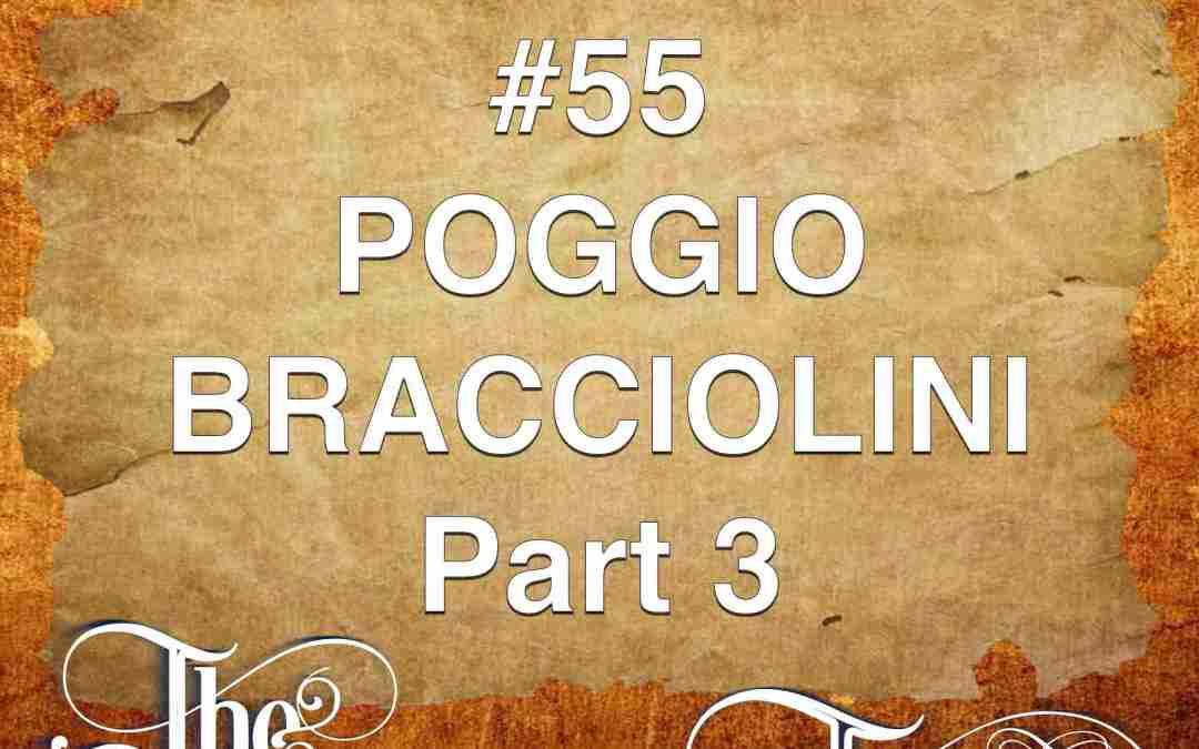 #55 Poggio Bracciolini Part 3