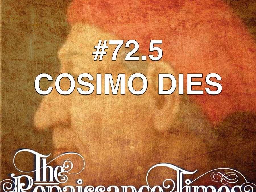#72.5 – Cosimo Dies