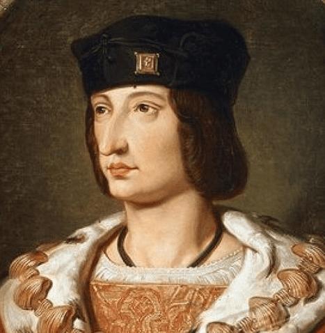 King Charles VIII of France