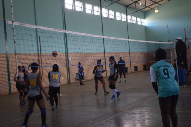 KwaKomani volleyball club spiked their way to the top - The Rep