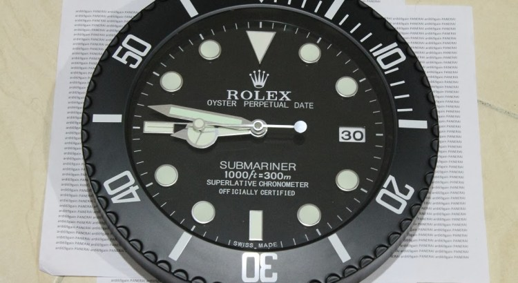 best rolex watch clocks
