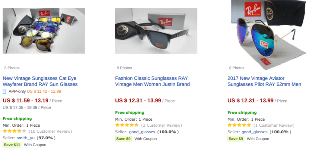 ray bans glasses sale