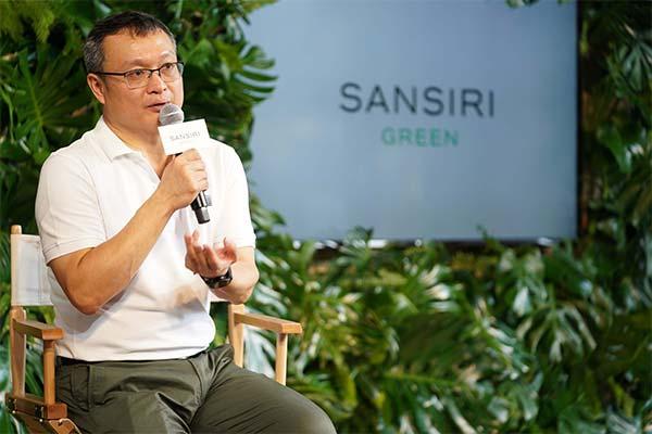 Sansiri Green Mission