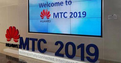 ทัวร์งาน Huawei MTC 2019 ส่องเทคโนโลยีโทรคมนาคม