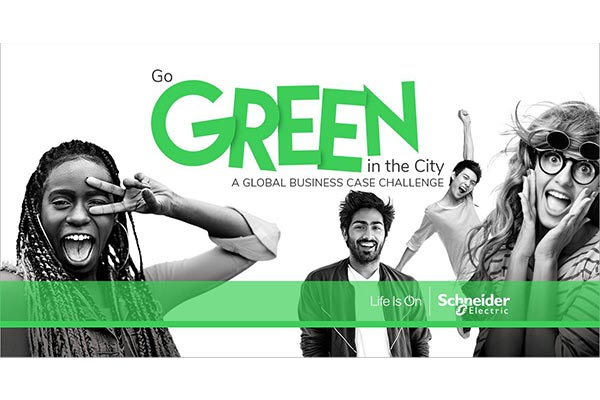 Go Green in the City 2019