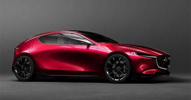 Mazda exhibits futuristic KAI CONCEPT at Motor Show