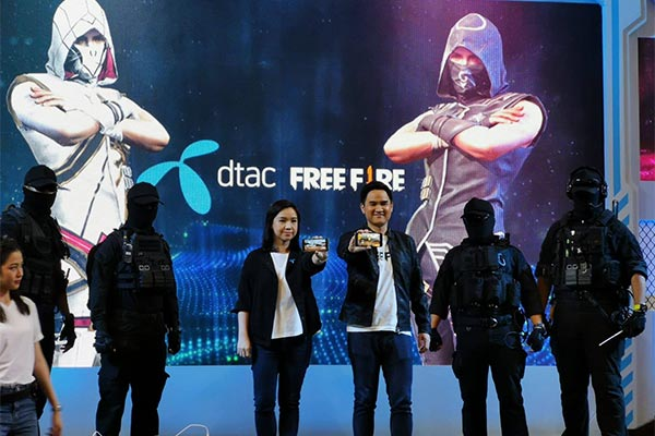 DTAC aim to push Thai children into the e-sport field