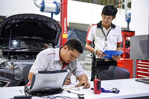 Nissan Skills Contest 2561