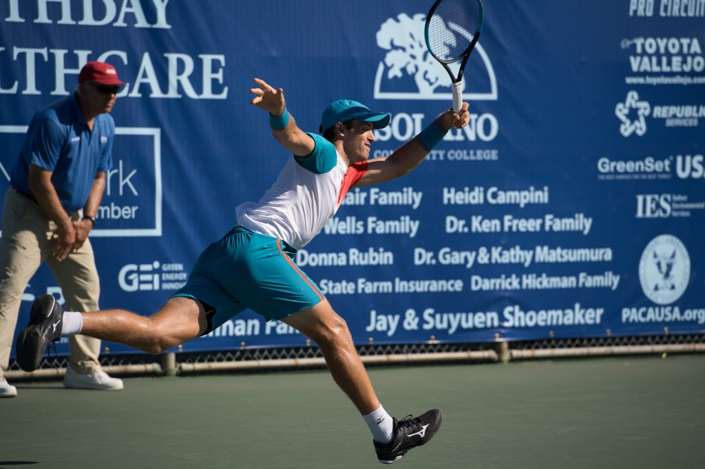 NorthBay Tournament action heats up on Day 1 at Solano ...