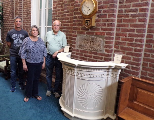 Christ Reformed Church at Indian Creek 275th anniversary
