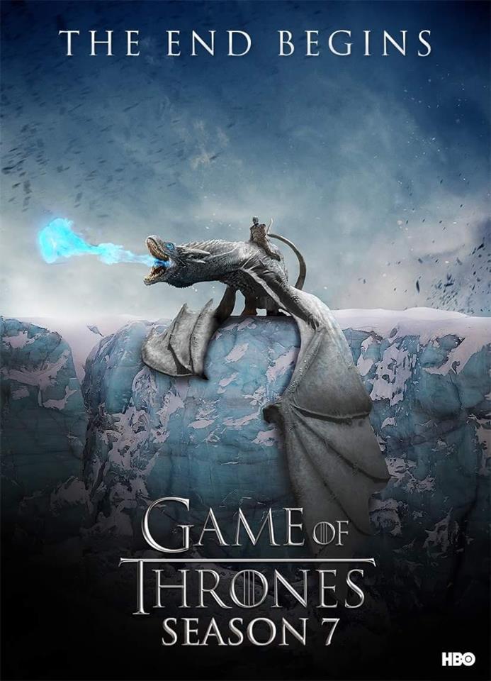 Imagini pentru game of thrones season 7 posters