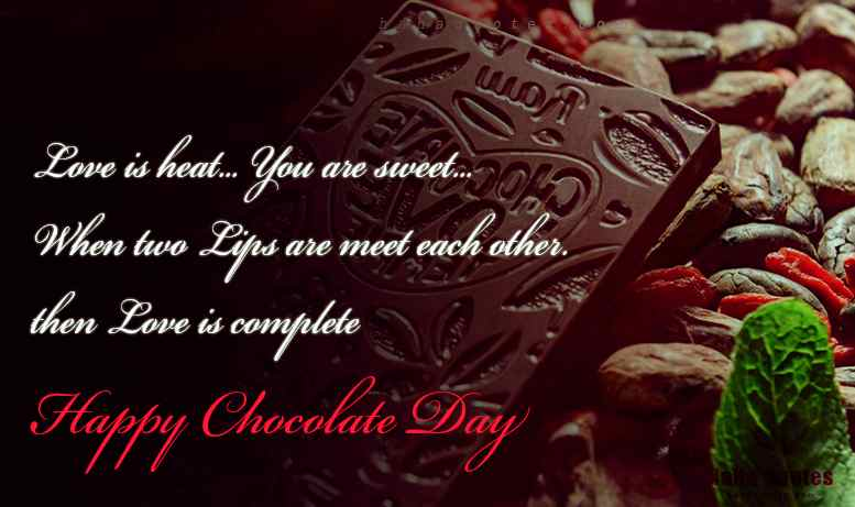 Happy Chocolate Day 2019 Images Pictures Wallpapers For