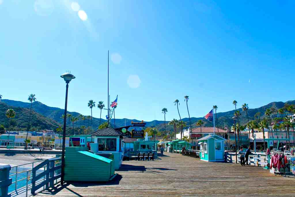 Catalina Island Republic of Rose Style