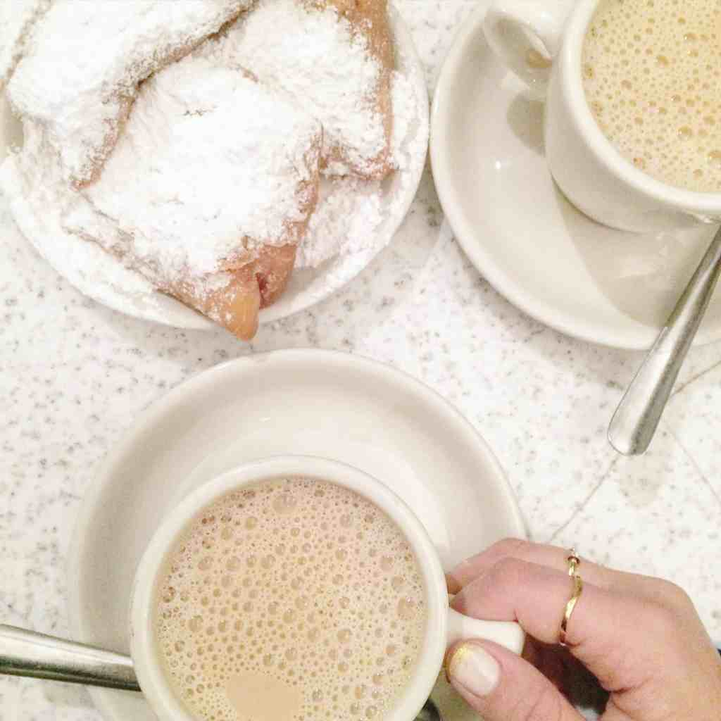 New Orleans City Guide Republic of Rose Cafe Du Monde