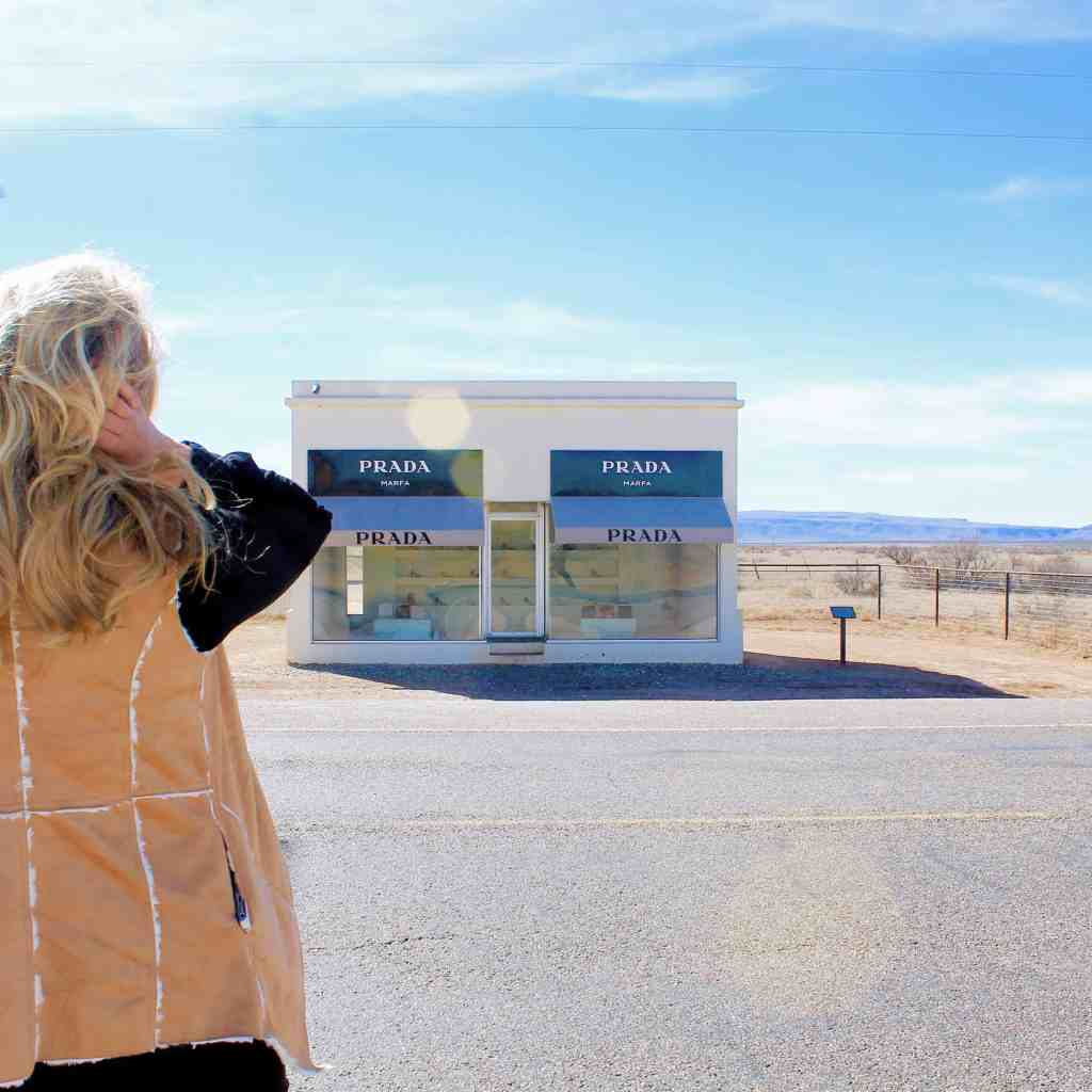 Republic of Rose Prada Marfa Texas