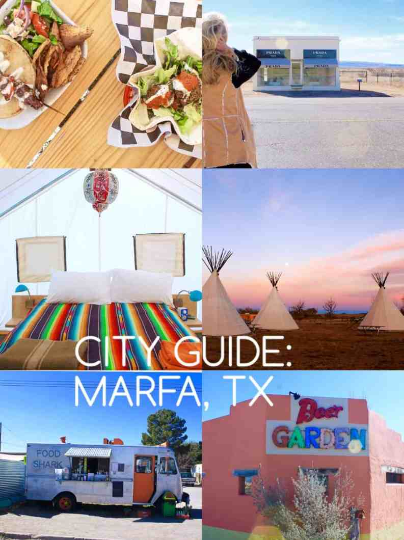 Republic Of Rose City Guide Marfa Texas