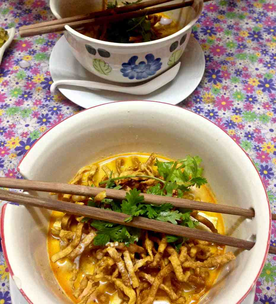 Republic of Rose Beginner's Guide to Thai Food Khao Soi
