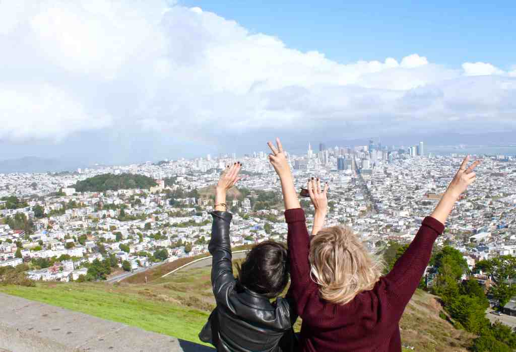 3 MUST-SEE SPOTS IN SAN FRANCISCO | THE REPUBLIC OF ROSE | TWIN PEAKS