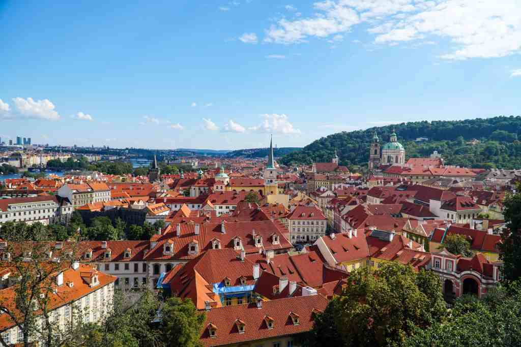 PRAGUE IN 20 PHOTOS