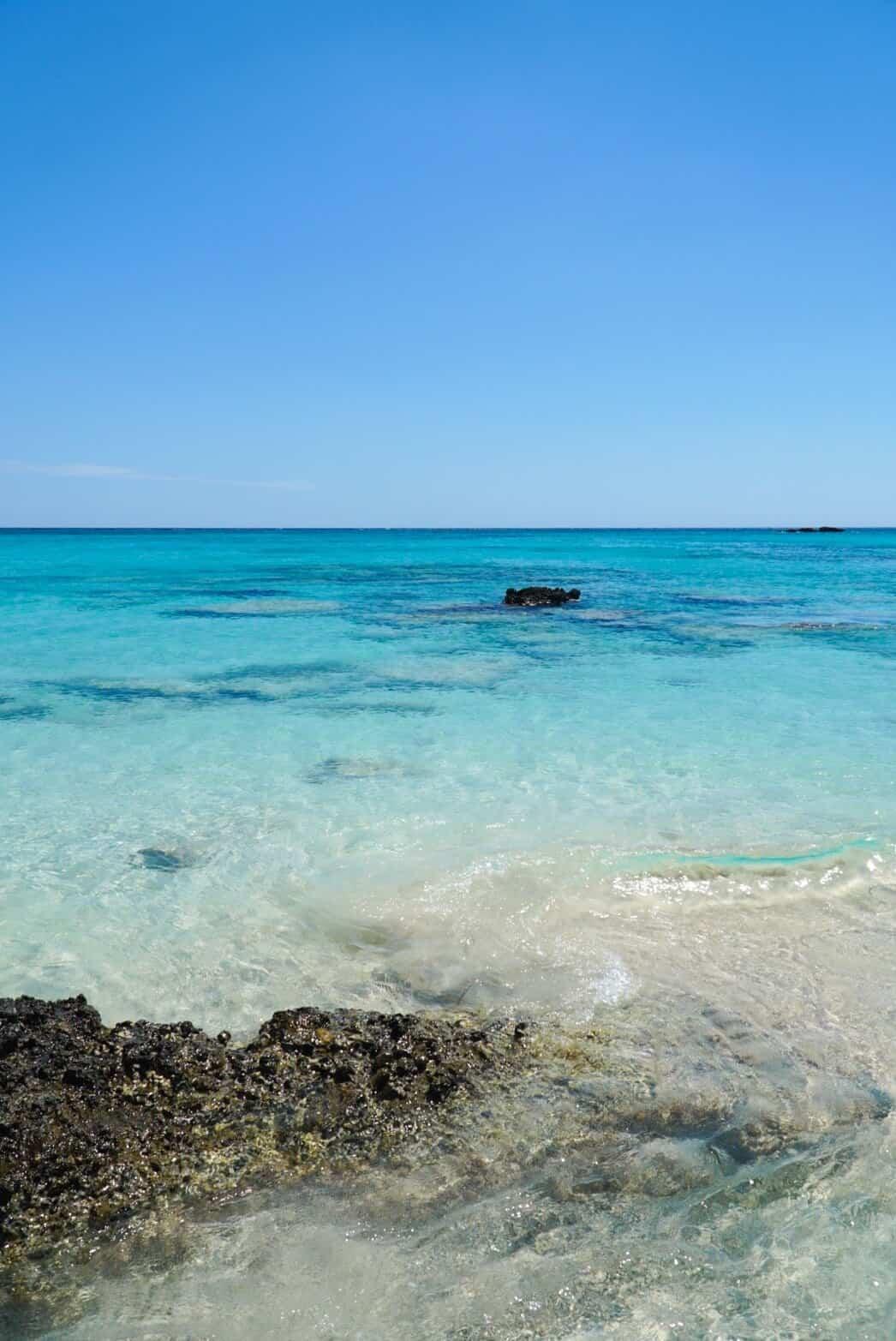 Visiting Elafonissi Beach in Crete | The Republic of Rose
