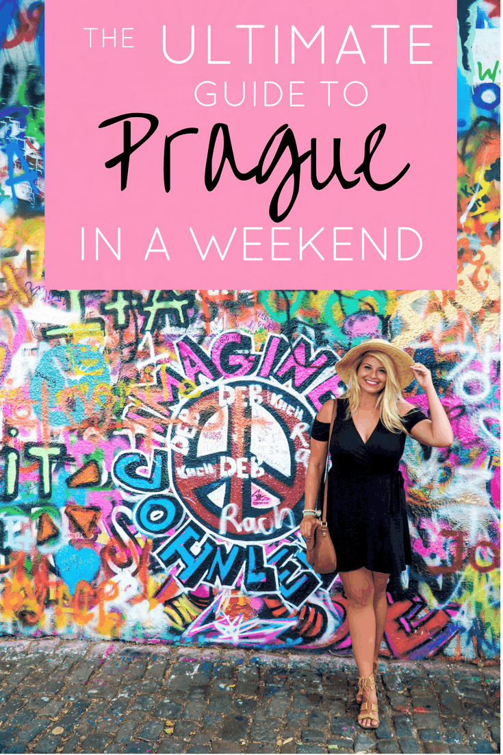 The Ultimate Guide To A Weekend In Prague | The Republic of Rose