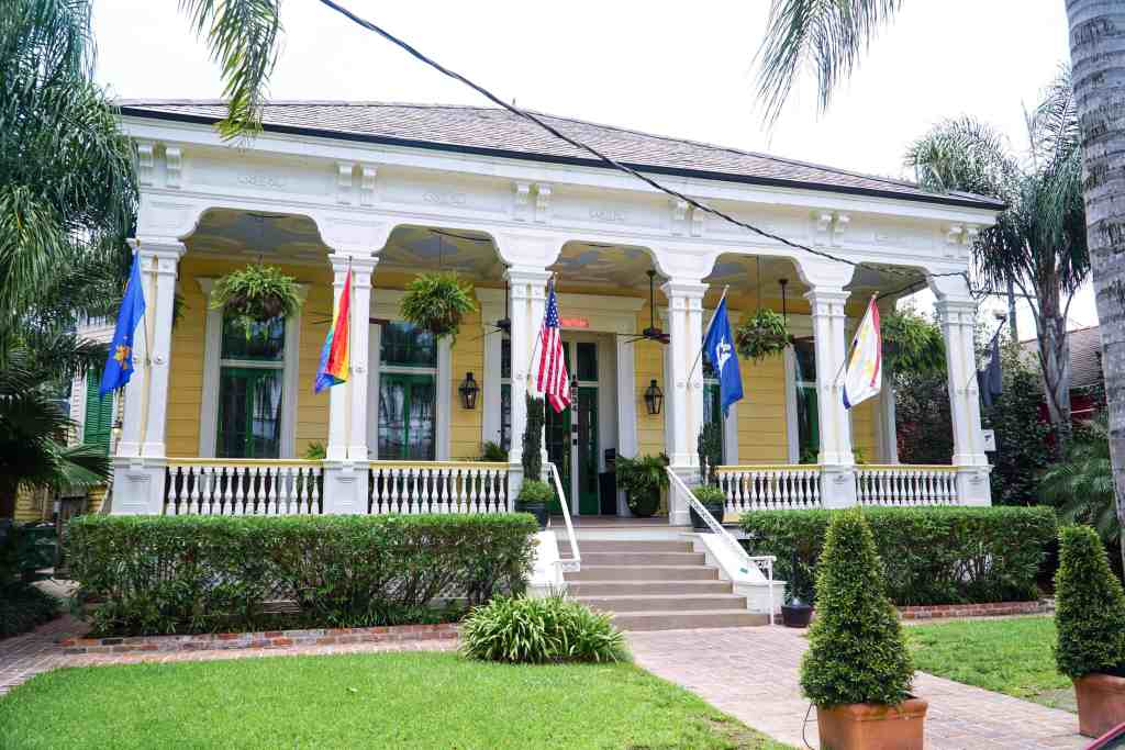 A Day at The Country Club New Orleans | The Republic of Rose