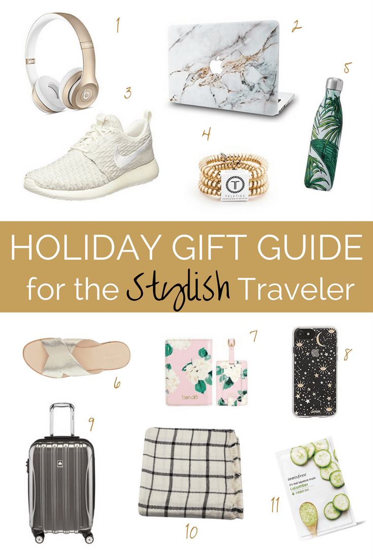 Holiday Gift Guide for the Stylish Traveler | The Republic of Rose
