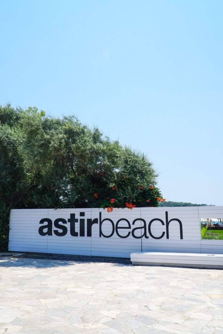 A Day at Astir Beach Club in Athens Greece | The Republic of Rose
