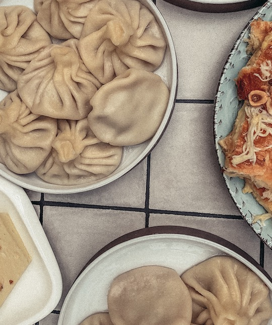 Ristorante Chveni Tbilisi - Cucina tradizionale georgiana