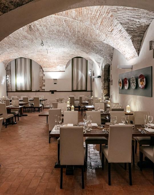 Gubbio Terra di Tartufo, cena inaugurale a Palazzo Conte della Porta