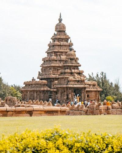 Tempio della spiaggia, Mamallapuram Shore Temple