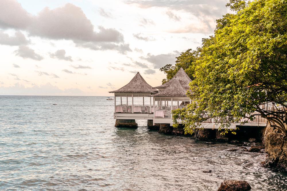 Couples Tower Isle Jamaica Ocho Rios Giamaica Tramonto Sunset