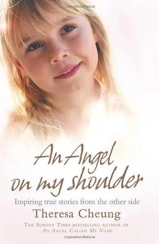 Angel My Shoulder Theresa Cheung