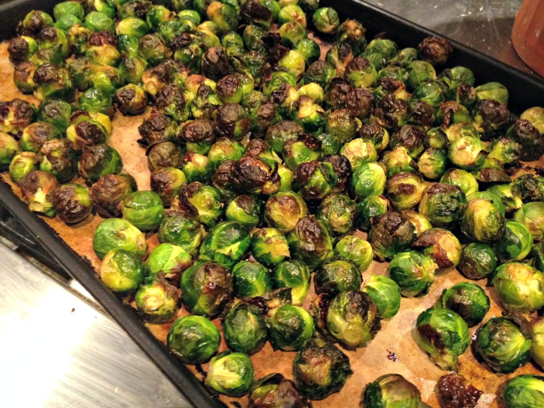 edited roasted brussels sprouts horizontal