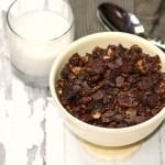 Grain-Free Chocolate Coconut Granola