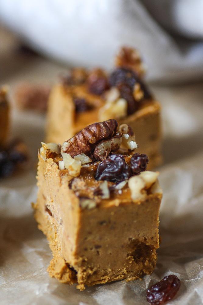 Pumpkin Peanut Butter Fudge (single)-0047