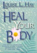 My Favorite Resources: Heal Your Body book cover