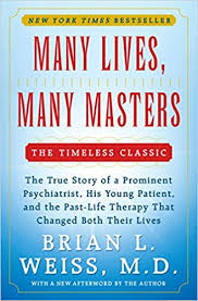 My Favorite Resources: Many Lives, Many Masters Book Cover focusing on the Unseen World