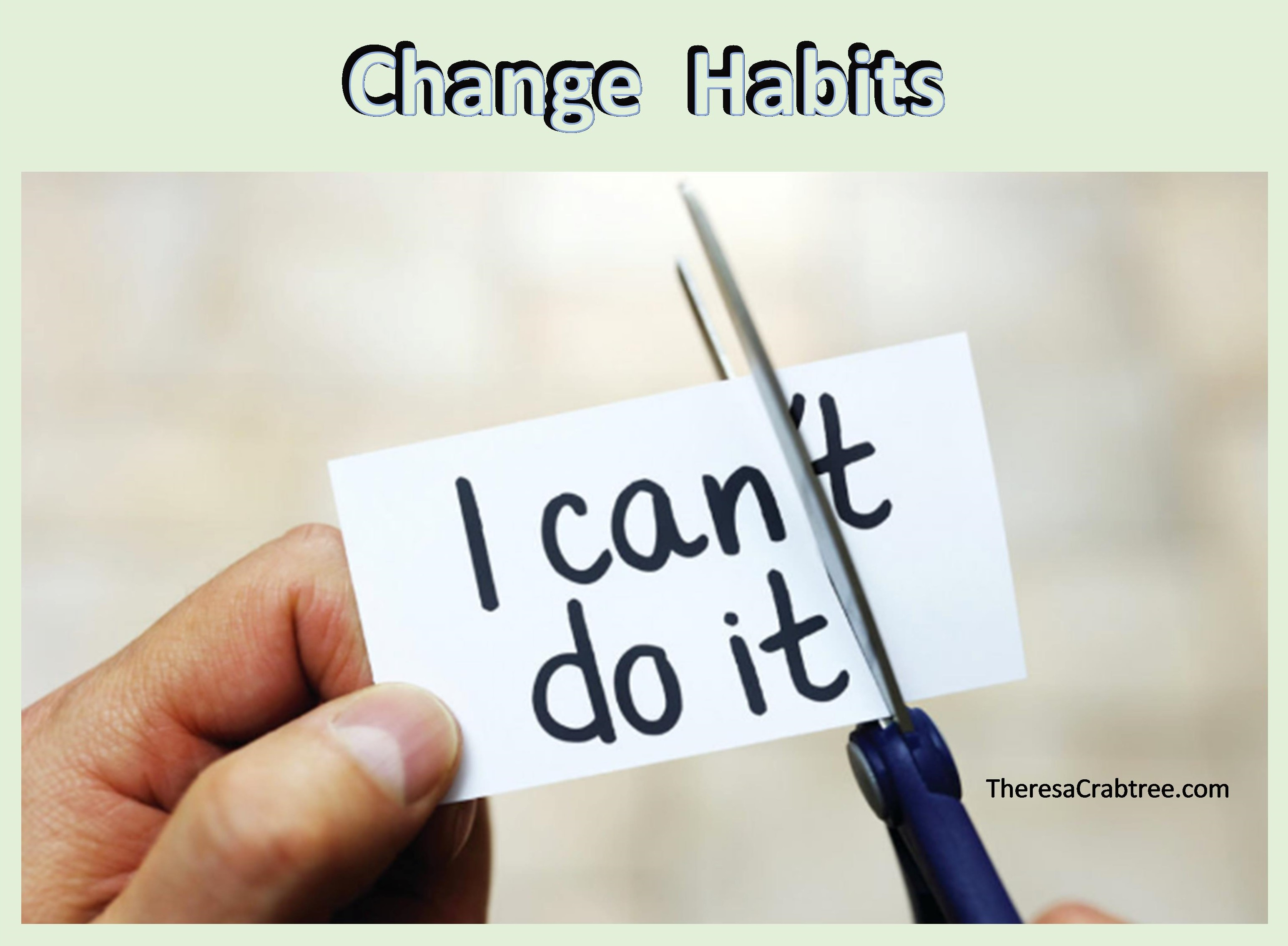 Soul Connection 29 ~ Change Habits