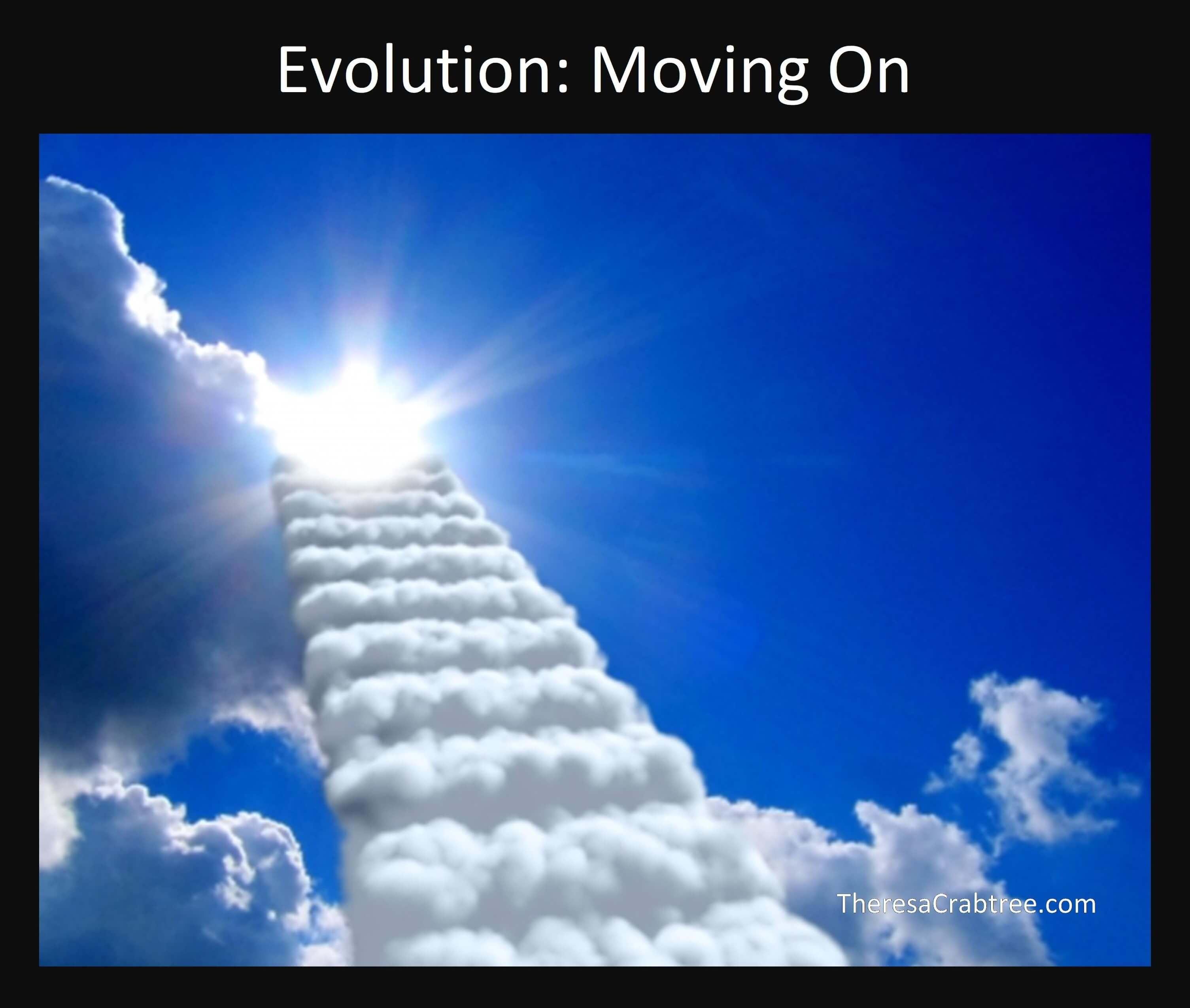 Evolution: Moving On