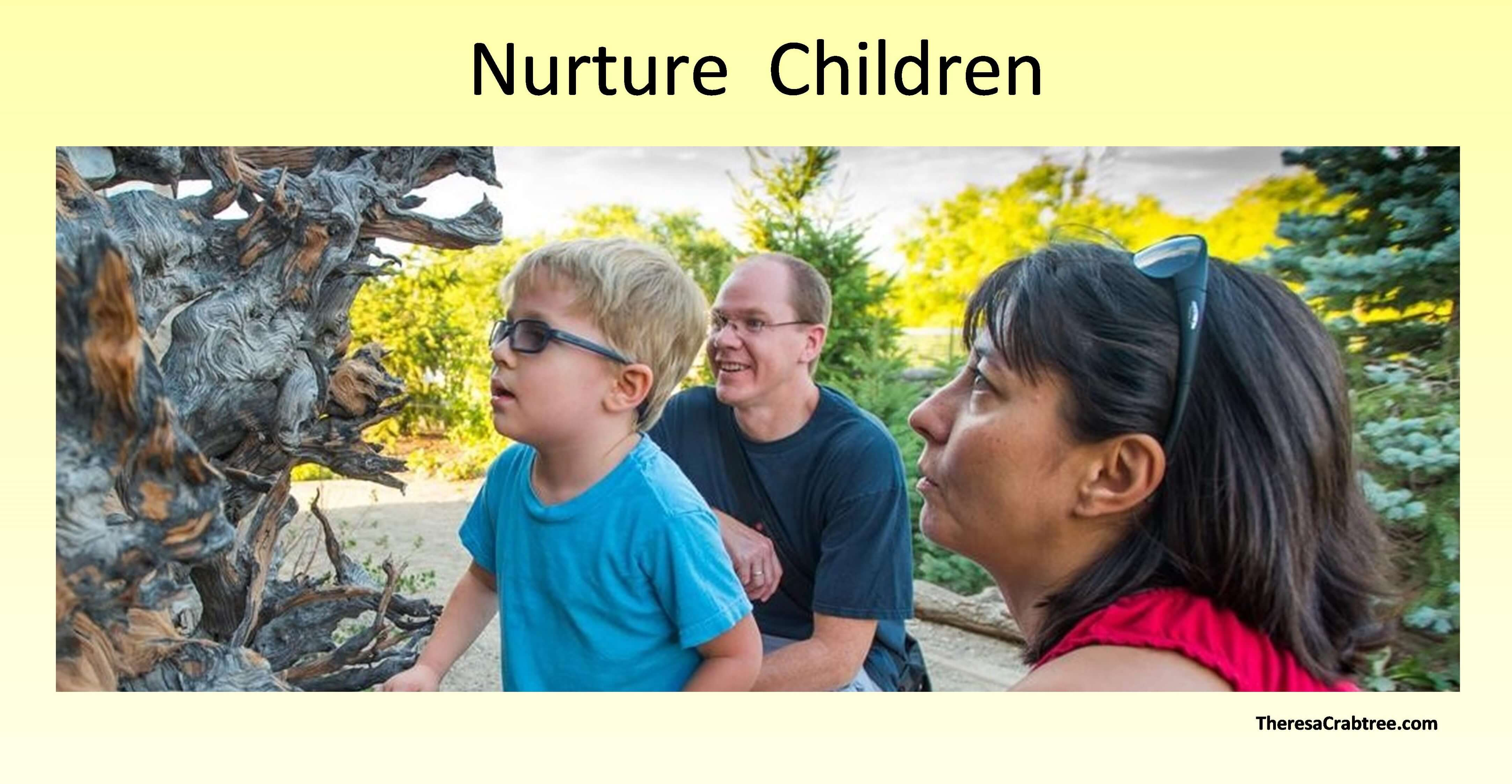 Soul Connection 199 ~ Nurture Children