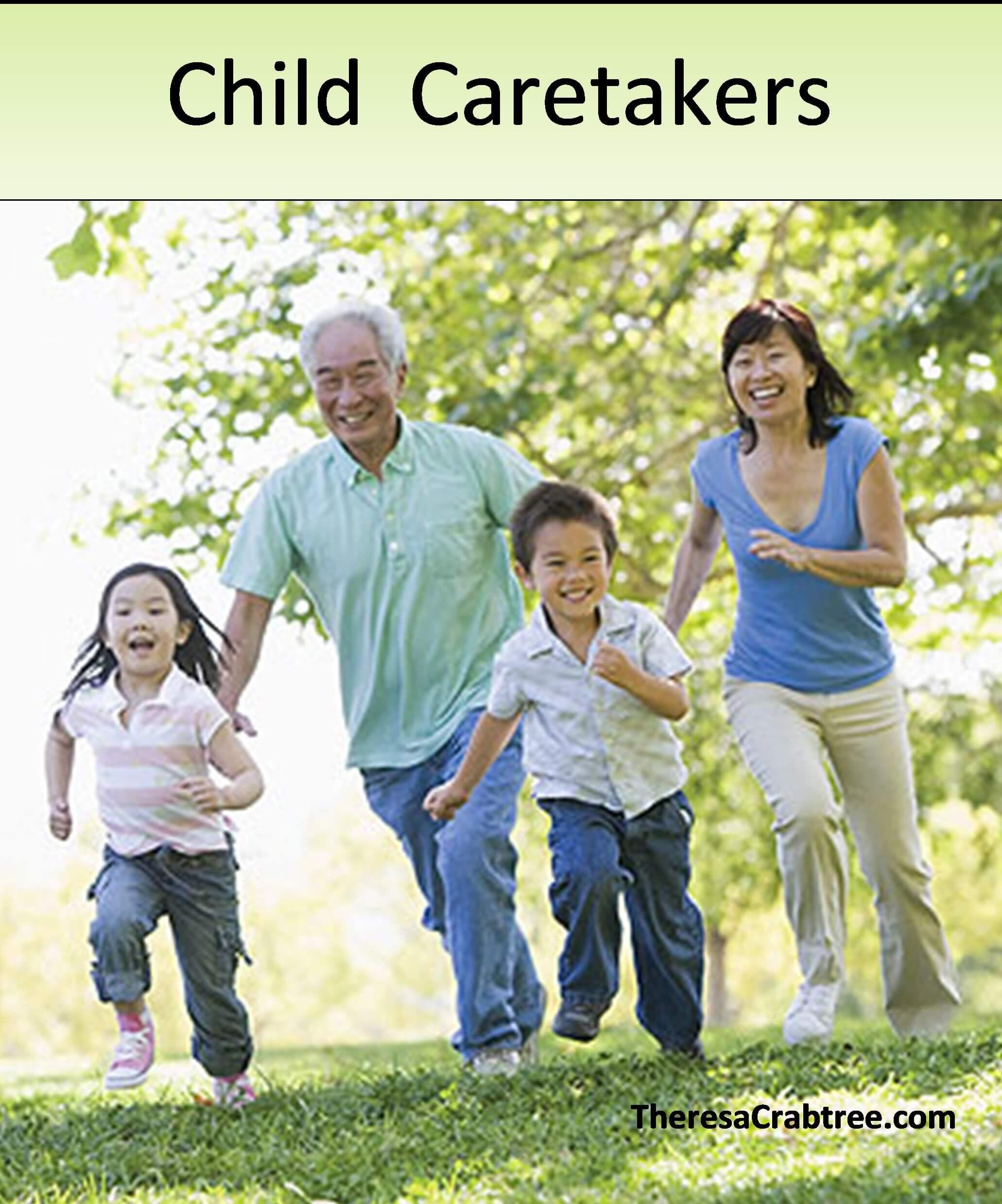 Soul Connection 205 ~ Child Caretakers
